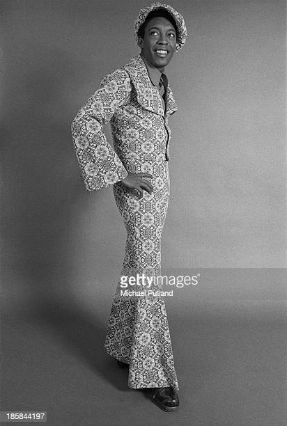 American RB singer Major Lance October 1973