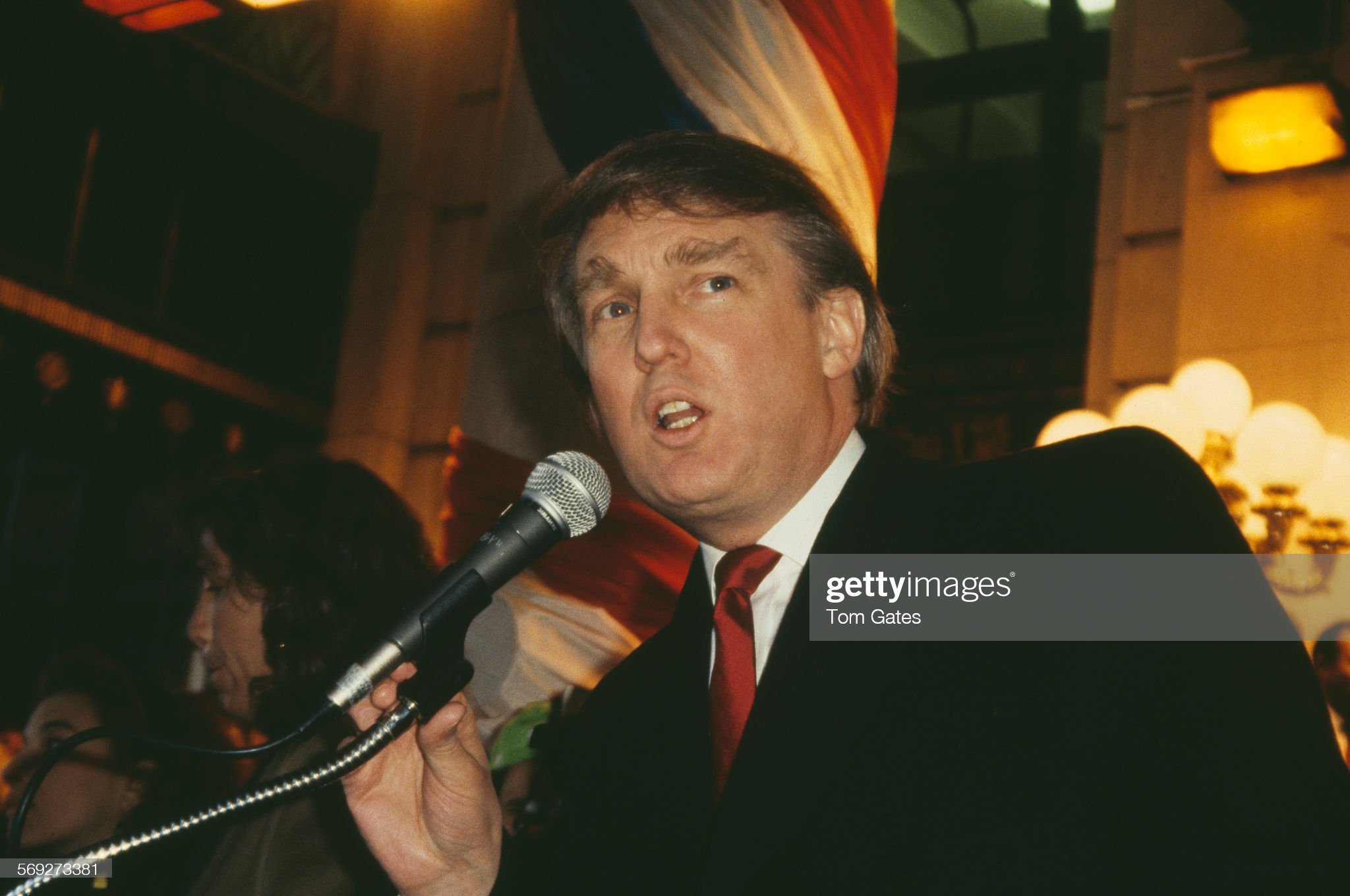 Donald Trump : News Photo