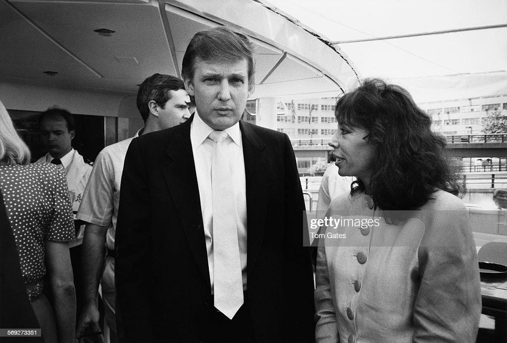 Trump On Trump Princess : Photo d'actualité