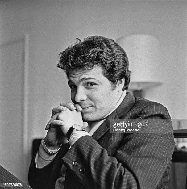 American record producer Nick Venet , UK, 1st May 1965.