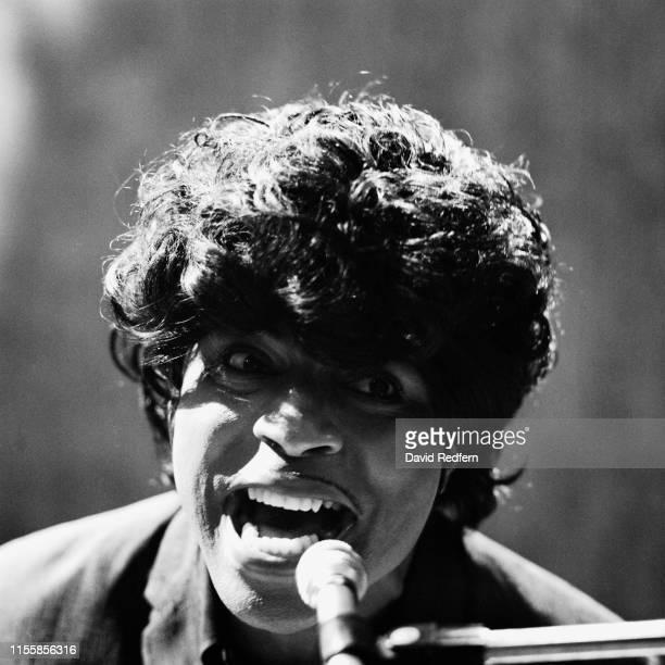 American recording artist musician singer songwriter and actor Little Richard 1960
