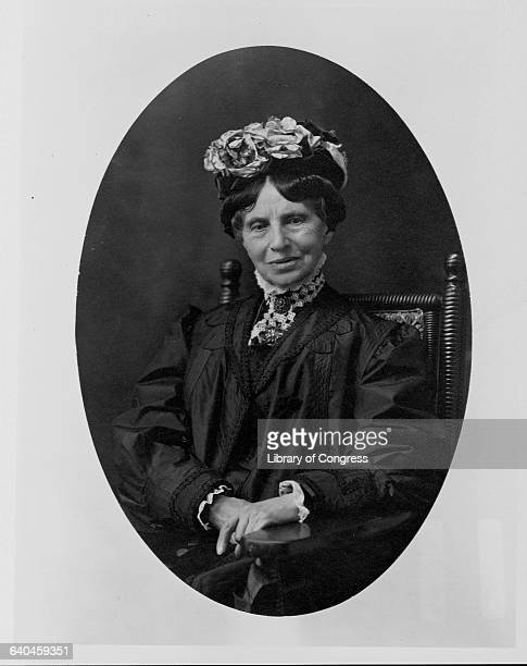 American Red Cross Founder Clara Barton