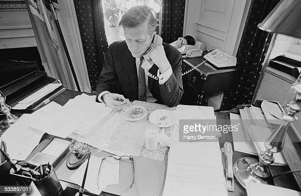 American Republican politician and Mayor of New York City John Lindsay 9th March 1967