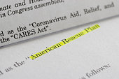 American Rescue Plan Act of 2021 and CARES Act