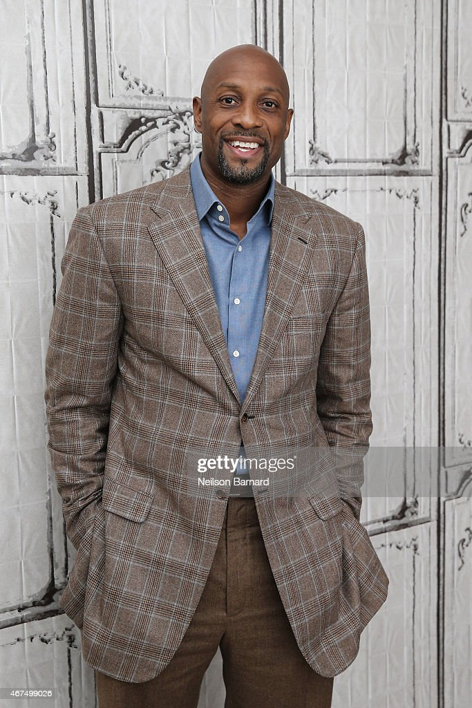 AOL BUILD Speaker Series: Alonzo Mourning Discusses March Madness