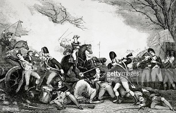 Battle Of Princeton St...