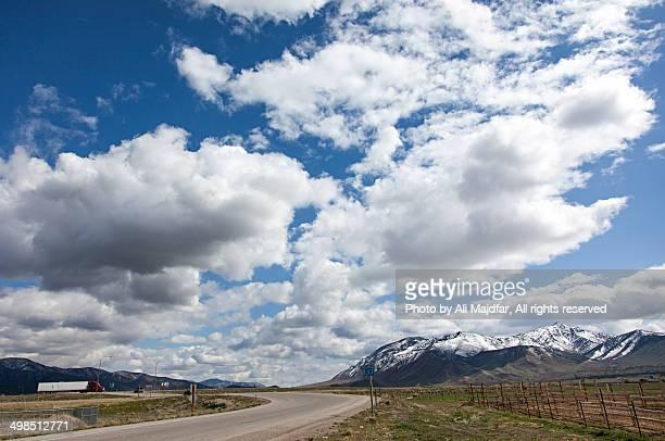 American Road Scenes