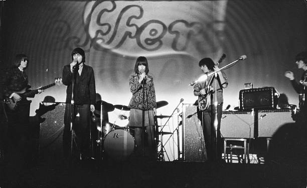 Jefferson Airplane At The Fillmore East Wall Art