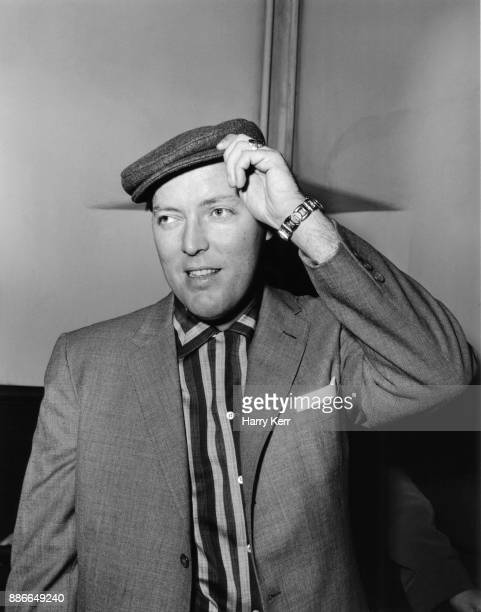 American rock and roll musician Bill Haley of Bill Haley His Comets February 1957