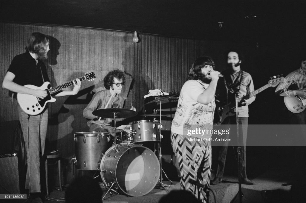 Canned Heat : News Photo