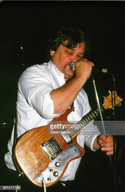 American rock band Col Bruce Hampton and The Aquarium Rescue Unit performs on stage at the Wetlands Preserve nightclub May 13 1993