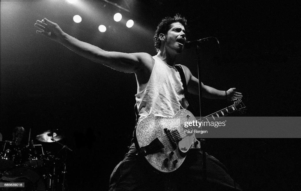 Soundgarden : ニュース写真