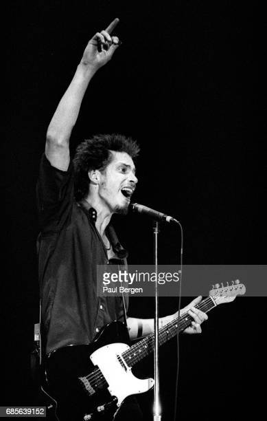 American rock band Soundgarden with lead singer Chris Cornell perform at Ahoy Rotterdam Netherlands 11th October 1996