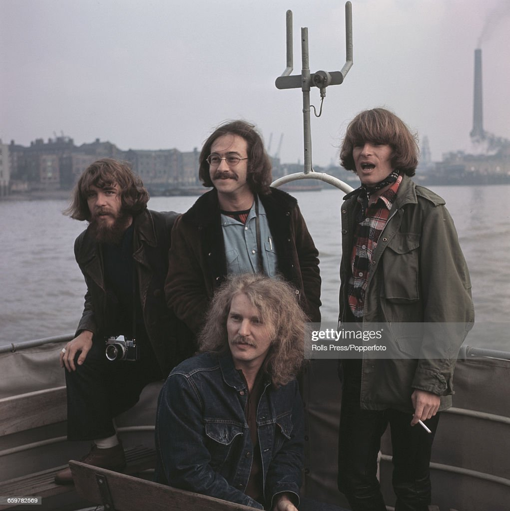 Creedence Clearwater Revival In London : News Photo