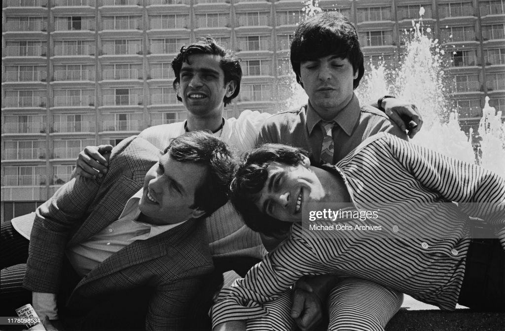 The Young Rascals : News Photo
