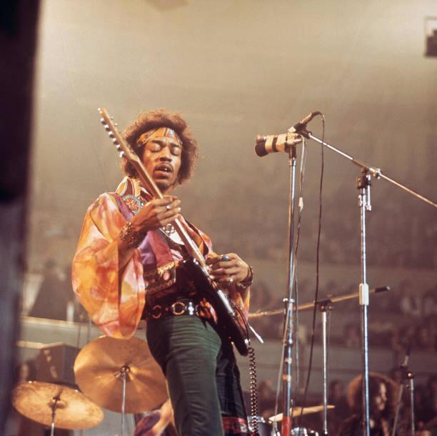 GBR: 18th September 1970 - Jimi Hendrix Dies