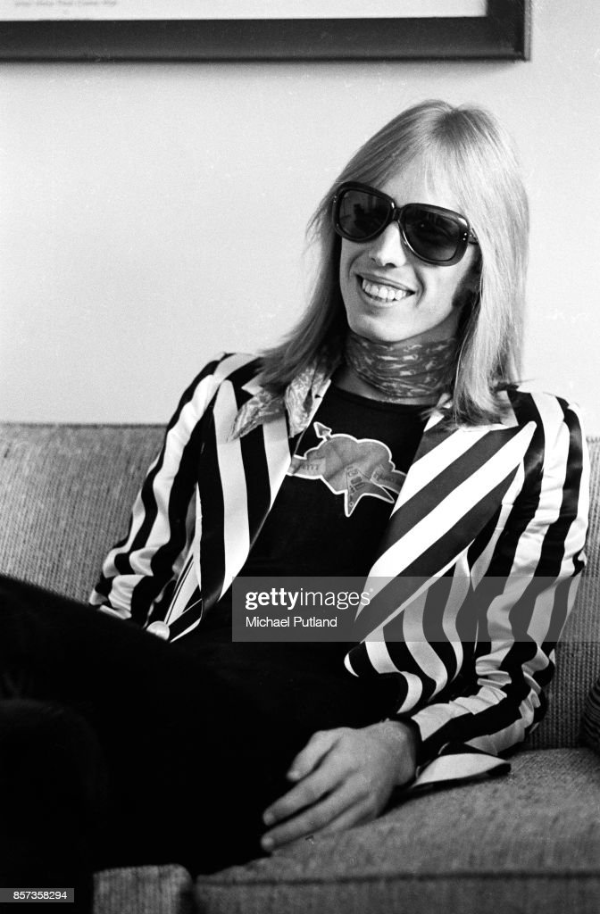 american rock musician tom petty in new york united states 1977 news photo getty images. Black Bedroom Furniture Sets. Home Design Ideas