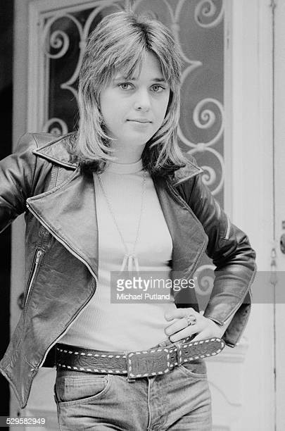 American rock singer and bassist Suzi Quatro 2nd August 1974