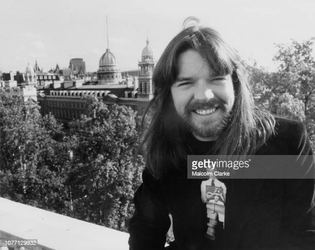 American rock singer and musician Bob Seger in London at the start of a British tour with his group the Silver Bullet Band 12th October 1977 He is...