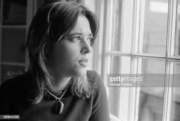 American rock singersongwriter Suzi Quatro UK 22nd October 1973