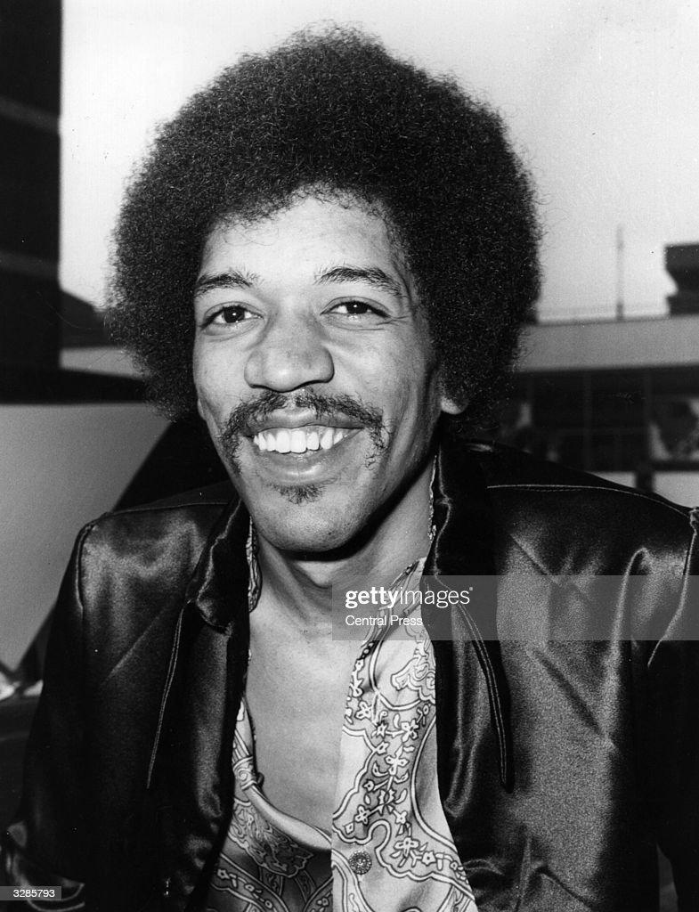 Jimi Hendrix : News Photo