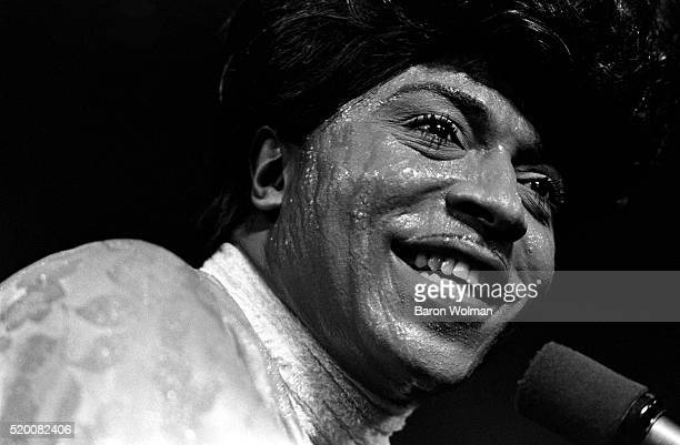 American rock'n'roll legend Little Richard performs at the Fillmore West in San Francisco October 1969