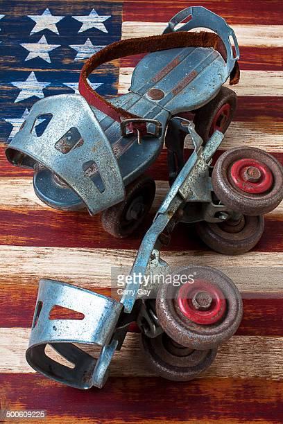 American roller skates
