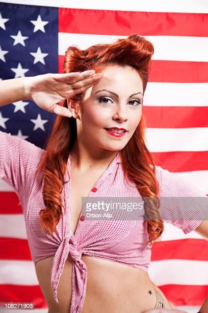 américaine marin - rockabilly photos et images de collection