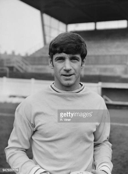 American Scottis soccer player Gerry baker of Coventry City FC UK 20th January 1968