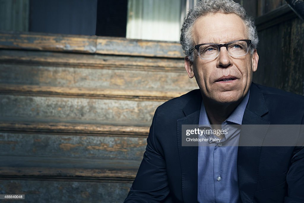 American screenwriter and producer Carlton Cuse is photographed for The Hollywood Reporter on April 17, 2014 in Los Angeles, California. PUBLISHED
