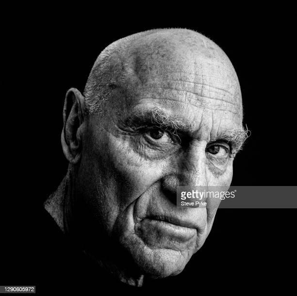American sculptor Richard Serra, New York City, November 2006.