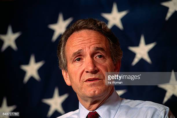American Senator from Iowa Tom Harkin candidate for the 1992 Democratic Party presidential nomination