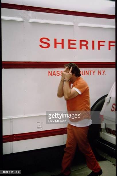 American serial killer Joel Rifkin