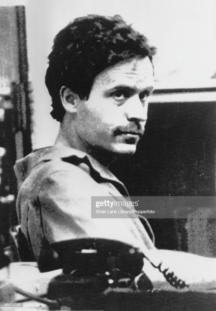 American Serial Killer Ted Bundy At The Leon County