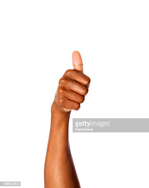 American Sign Language Number Ten