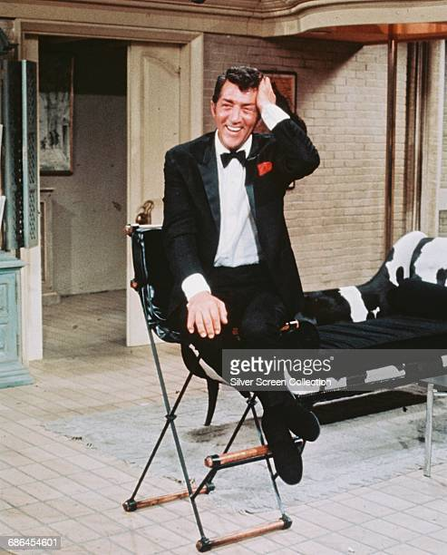 American singer actor and comedian Dean Martin circa 1960