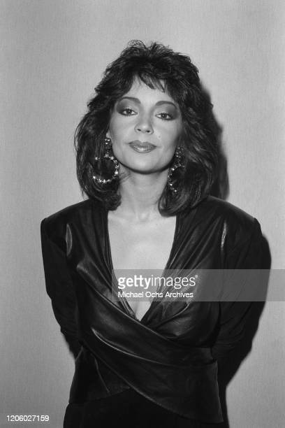 American singer actress former model and talent manager Apollonia Kotero attends an event circa 1980