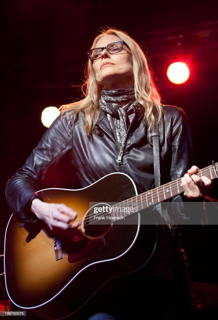 Aimee Mann Performs In Berlin