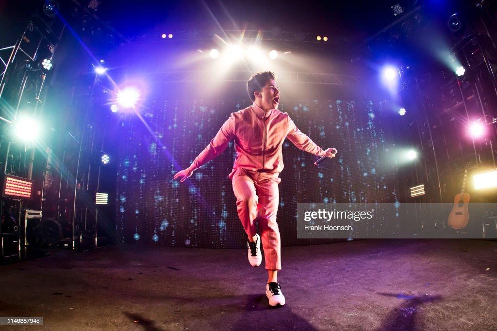 DEU: Alex Aiono Performs In Berlin