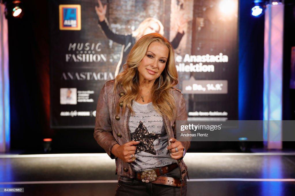 ALDI SUED x Anastacia Collection Launch In Cologne