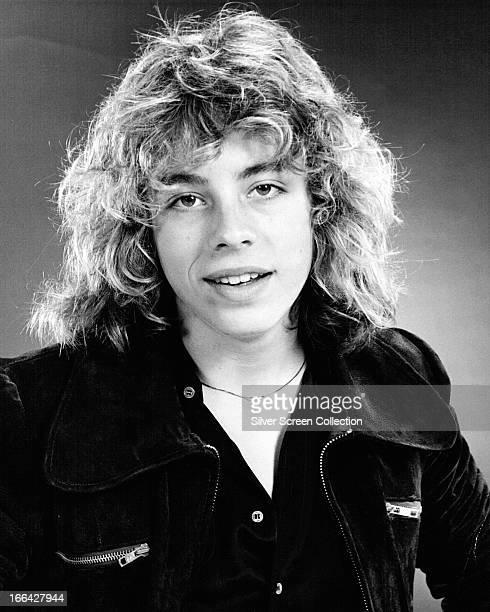American singer and actor Leif Garrett circa 1980
