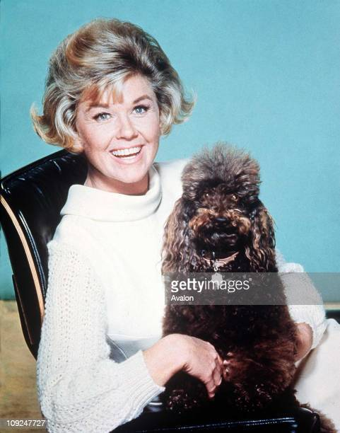 American Singer and Actress Doris Day