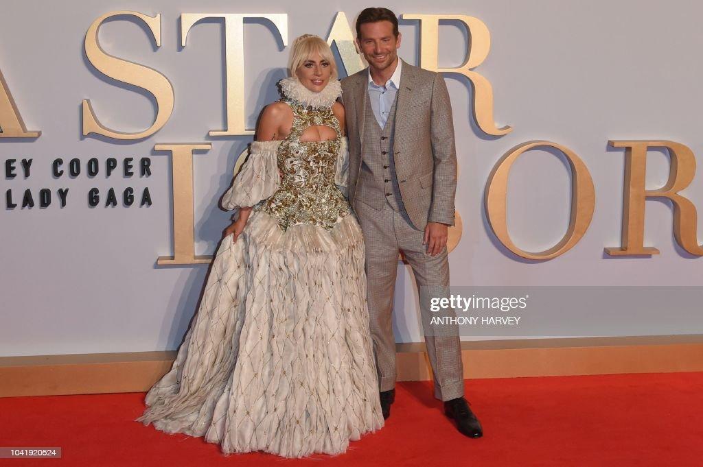 BRITAIN-CINEMA-A STAR IS BORN : News Photo