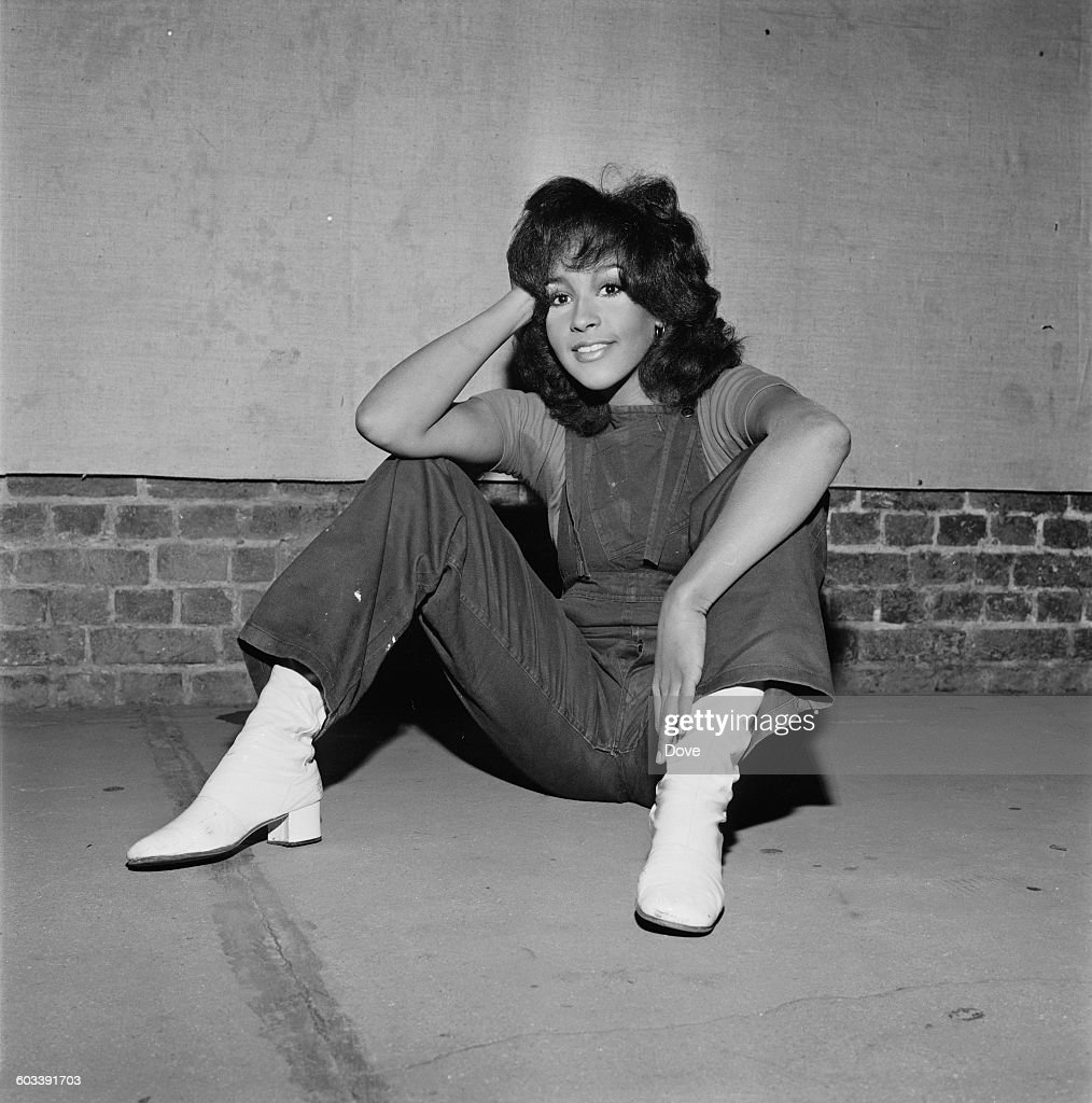American Singer And Actress Marsha Hunt After Rehearsals