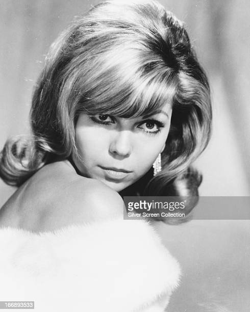 American singer and actress Nancy Sinatra circa 1965