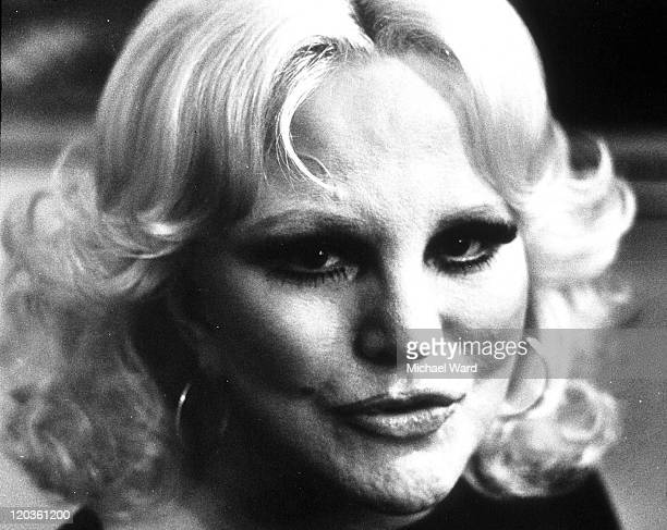 American singer and actress Peggy Lee 1981