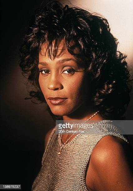 American singer and actress Whitney Houston in a publicity still for the film 'Waiting to Exhale' 1995