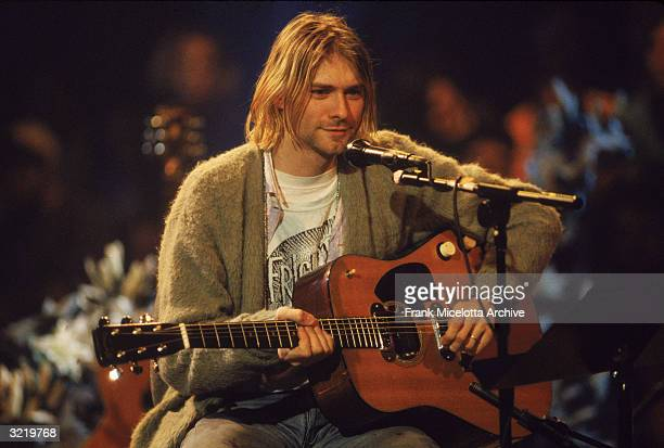 World S Best Kurt Cobain Stock Pictures Photos And Images