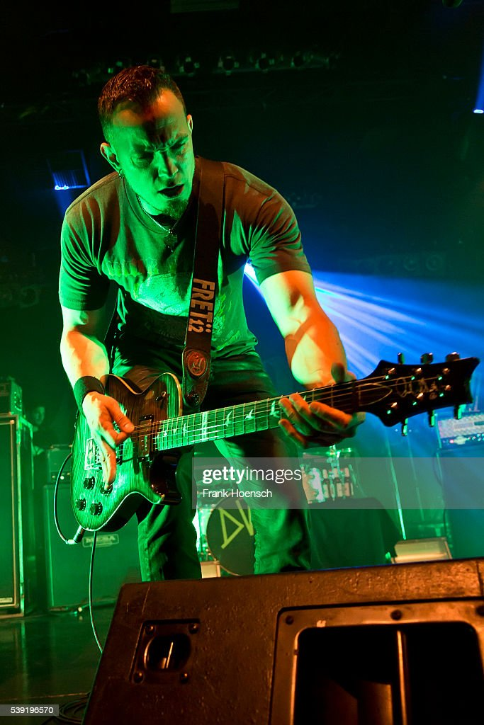 Tremonti Performs In Berlin