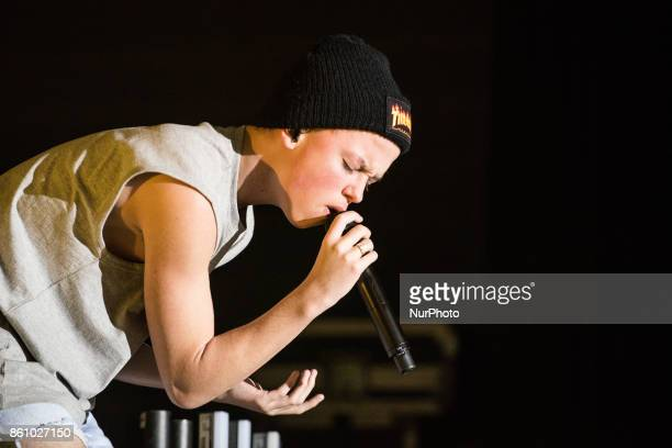 American singer and internet personality Rolf Jacob Sartorius known professionally as Jacob Sartorius performs in Milan Italy on during his Left Me...